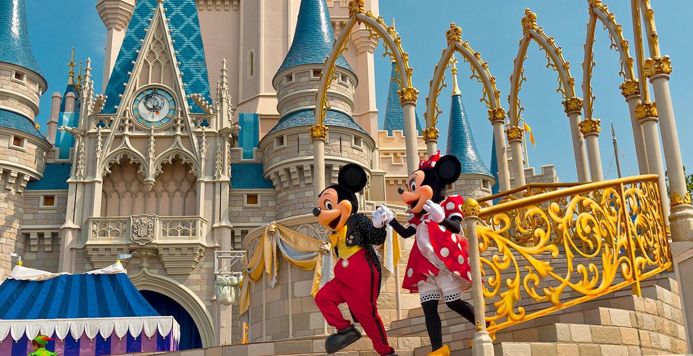 Walt Disney world america