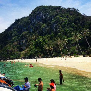 Monkey island Koh Samui