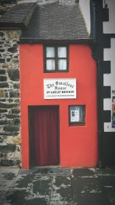 Great Britain's smallest house