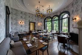 Churchill Hotel restaurant