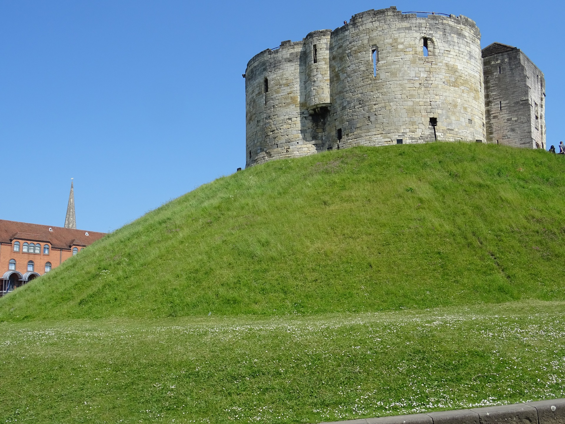 best things to do in york, york itinerary, stuff to do in york, what to do around york, york castle, cliffords tower