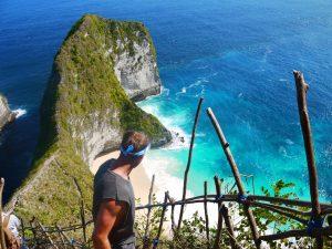Kelingking beach travel guide