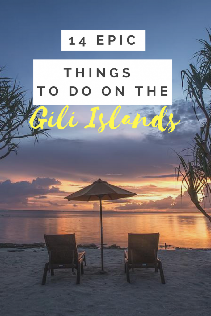14 Epic Things To Do On The Gili Islands