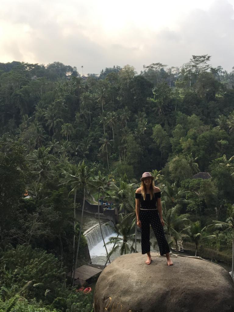 tegalalang rice terrace swing