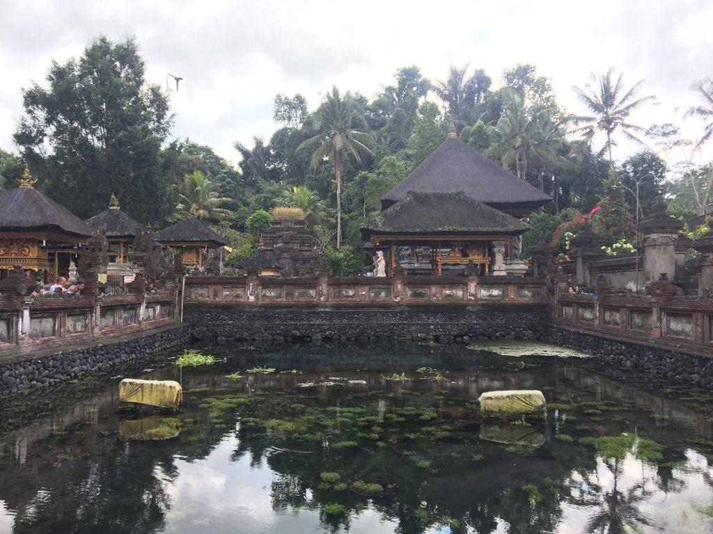 Temples of Ubud