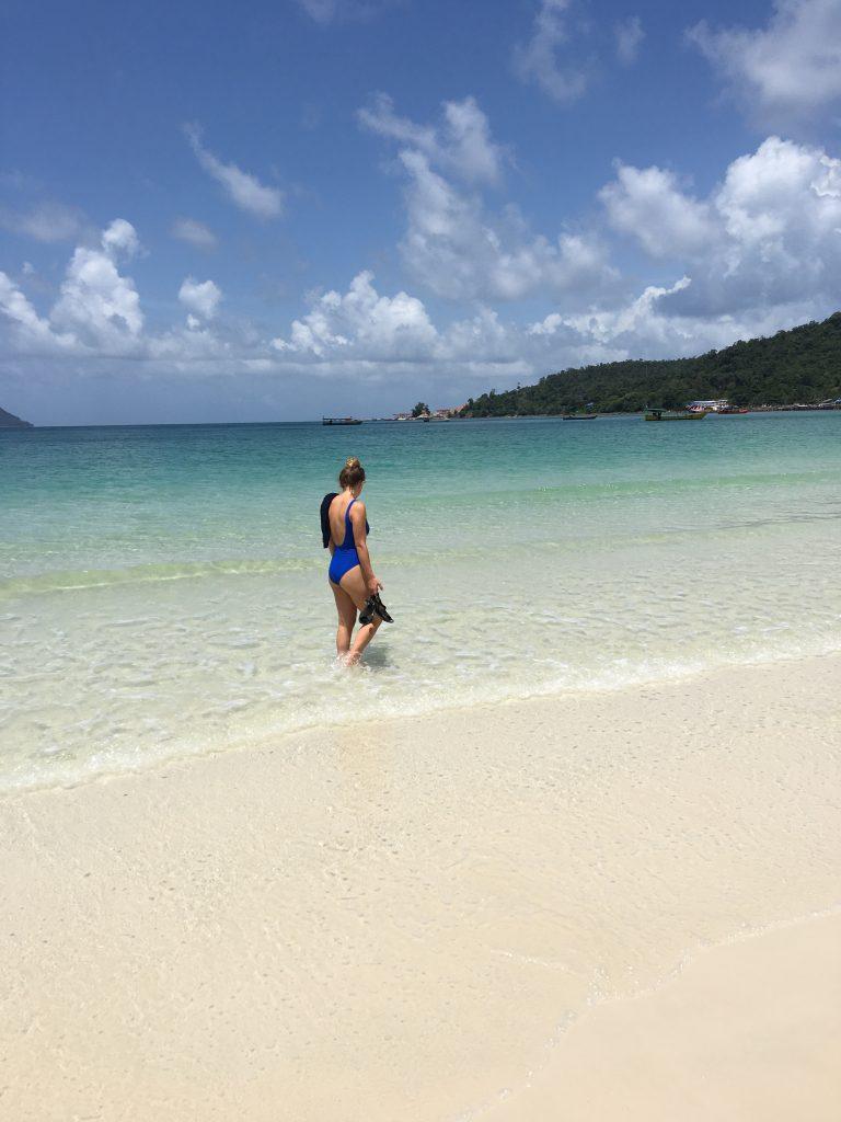 Koh Rong worth visiting beaches