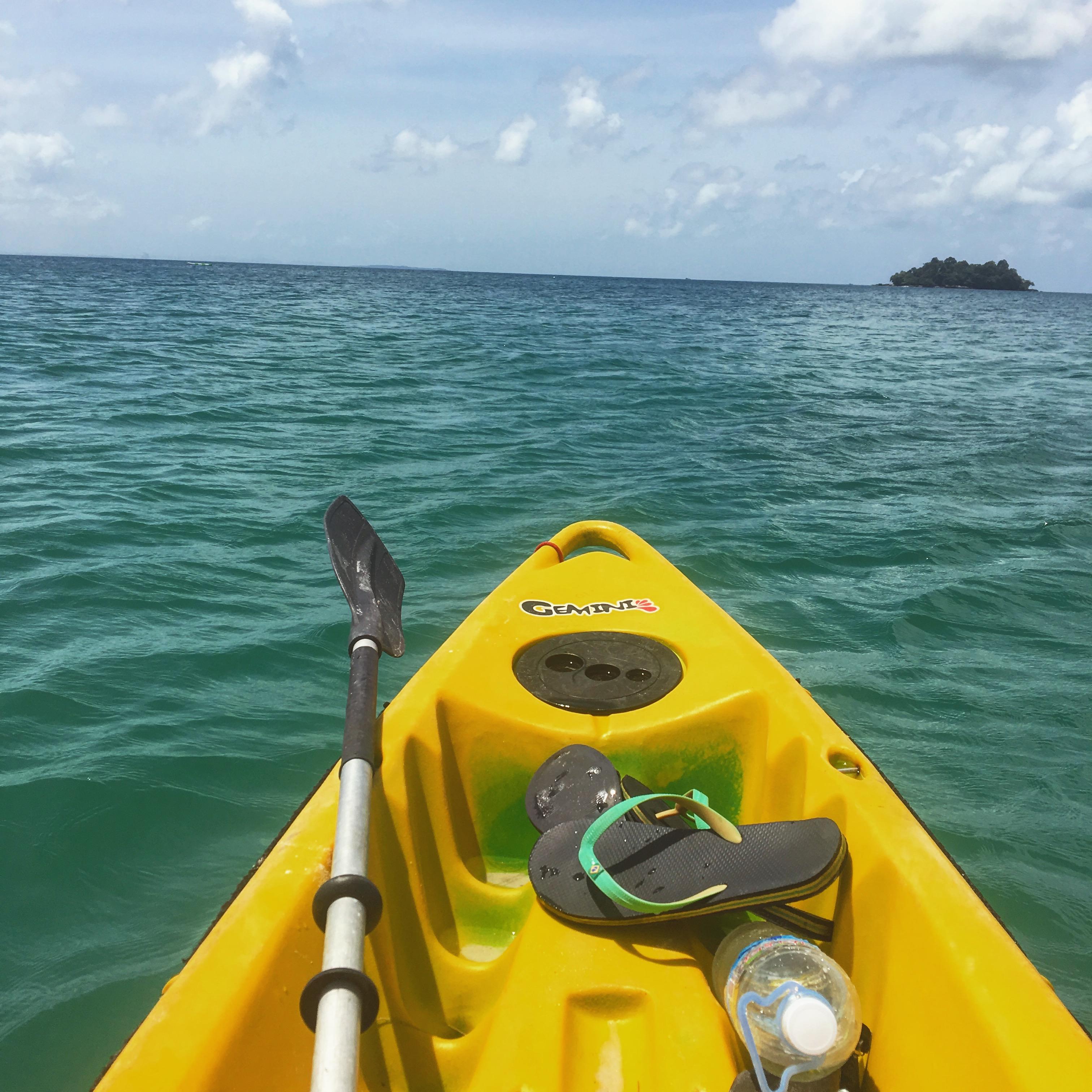 kayaking tour oahu