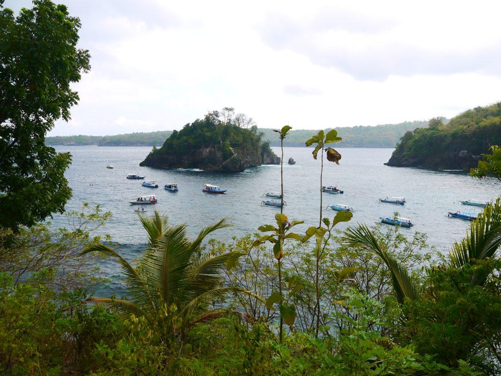 best things to do Nusa Penida secret beach