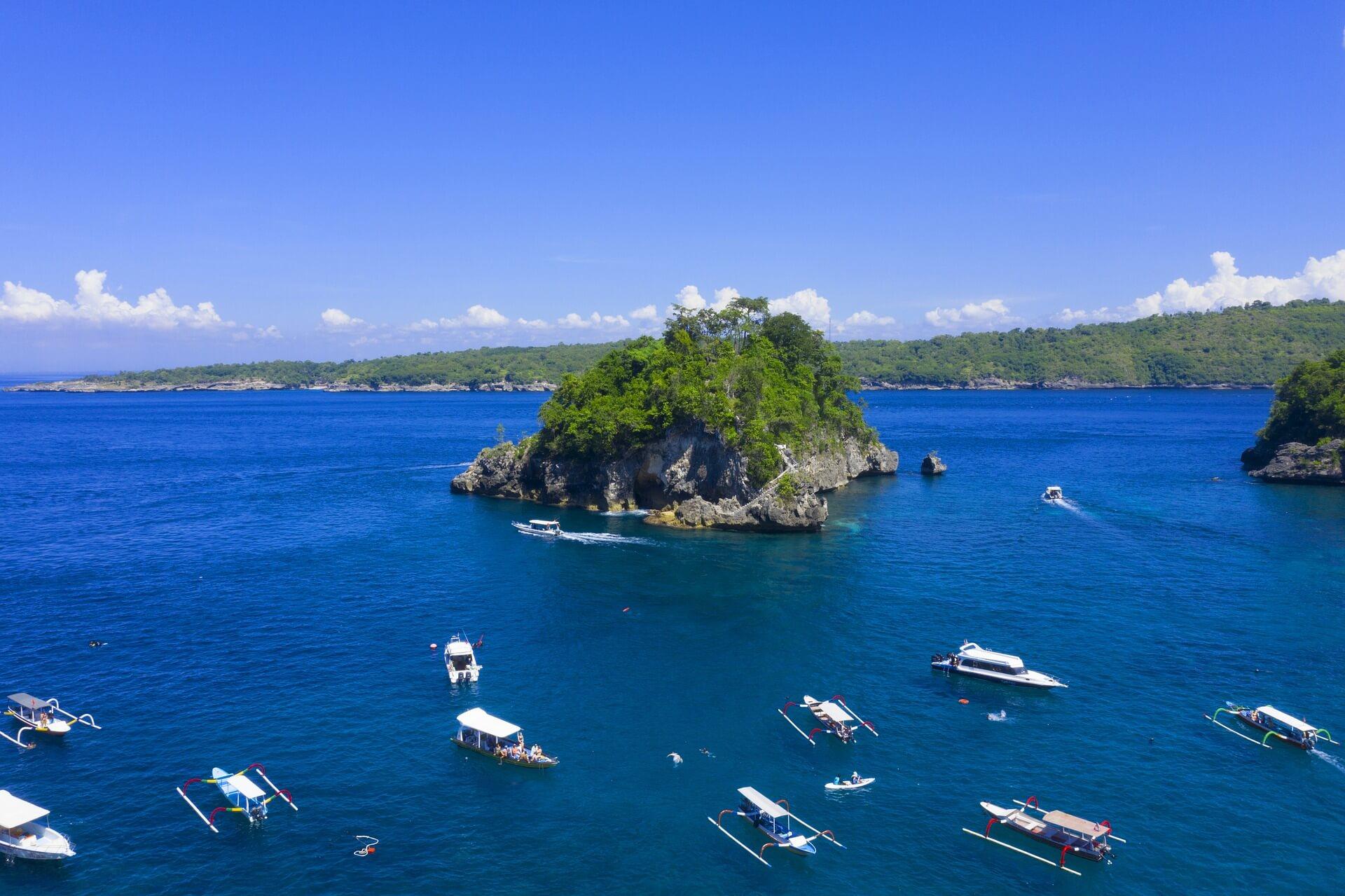 Sanur Ferry to Nusa lembongan