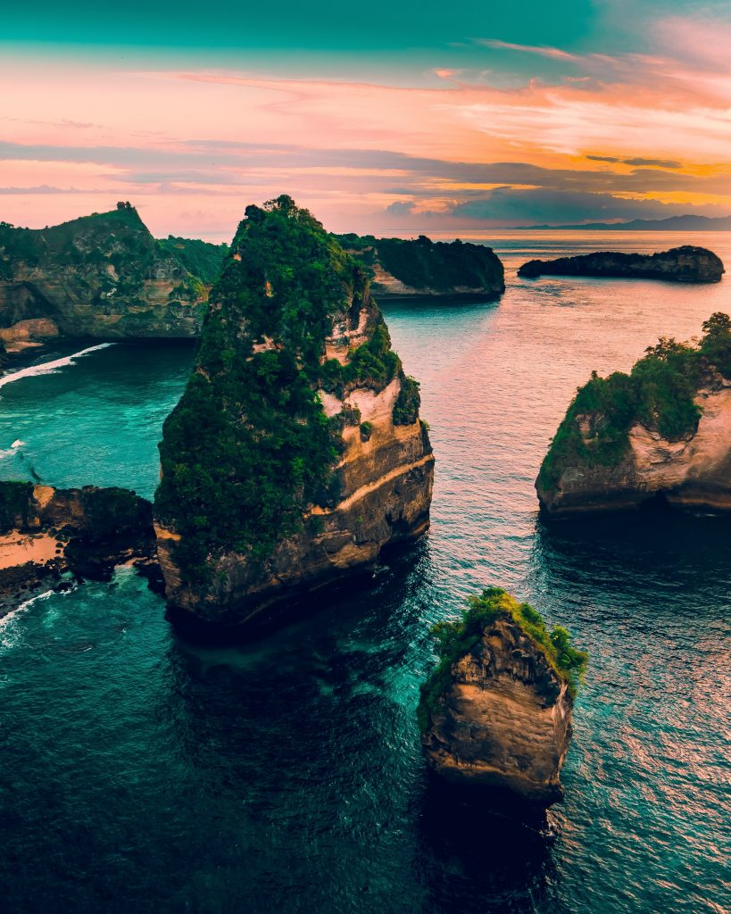 thousand island viewpoint, housand Island, Pulau Seribu viewpoint, viewpoints nusa penida, things to do Nusa Penida