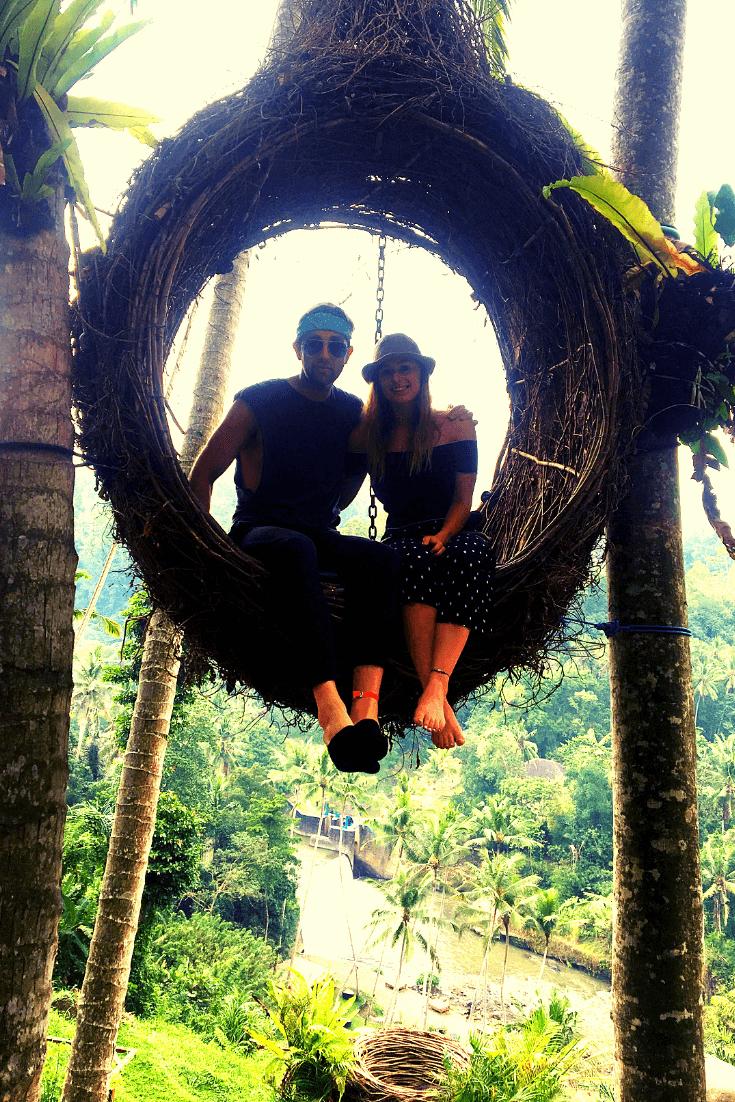 Bali nest in Ubud
