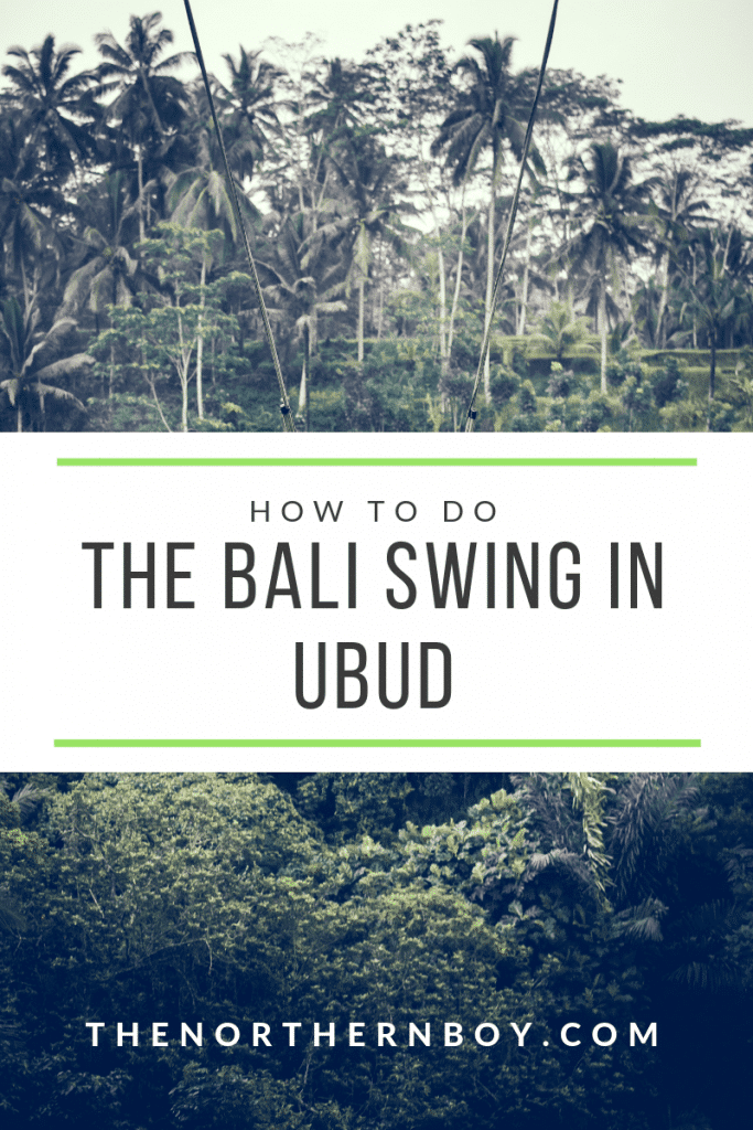 bali swing in ubud and all the locations with prices info graphic