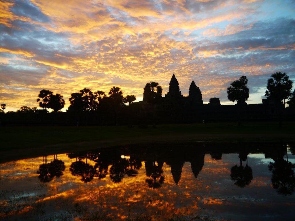 temples angkor wat cambodia