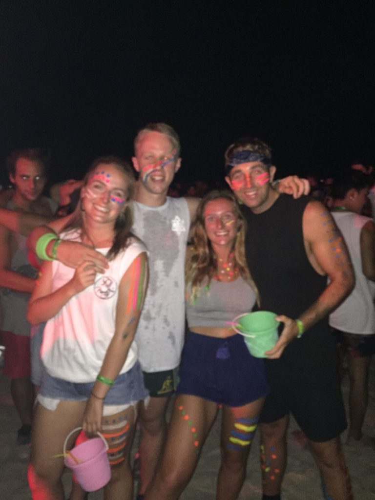 Koh Phangan full moon party guide