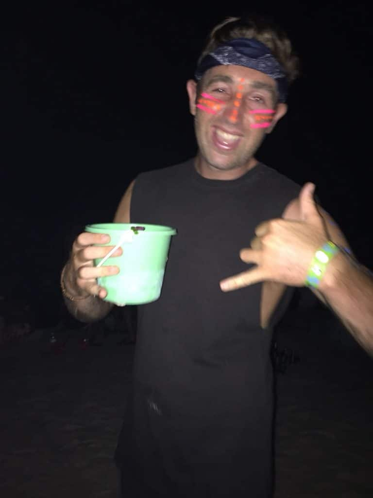 Koh Phangan full moon party thenorthernboy