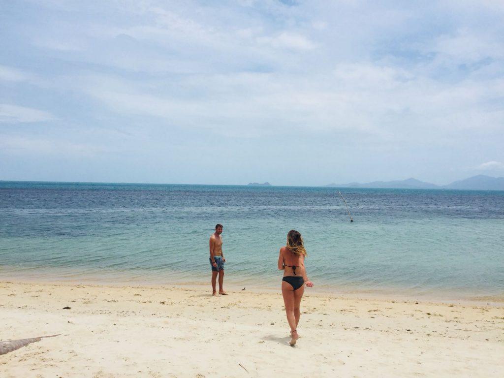 Best secret beach on Koh Samui Paradie