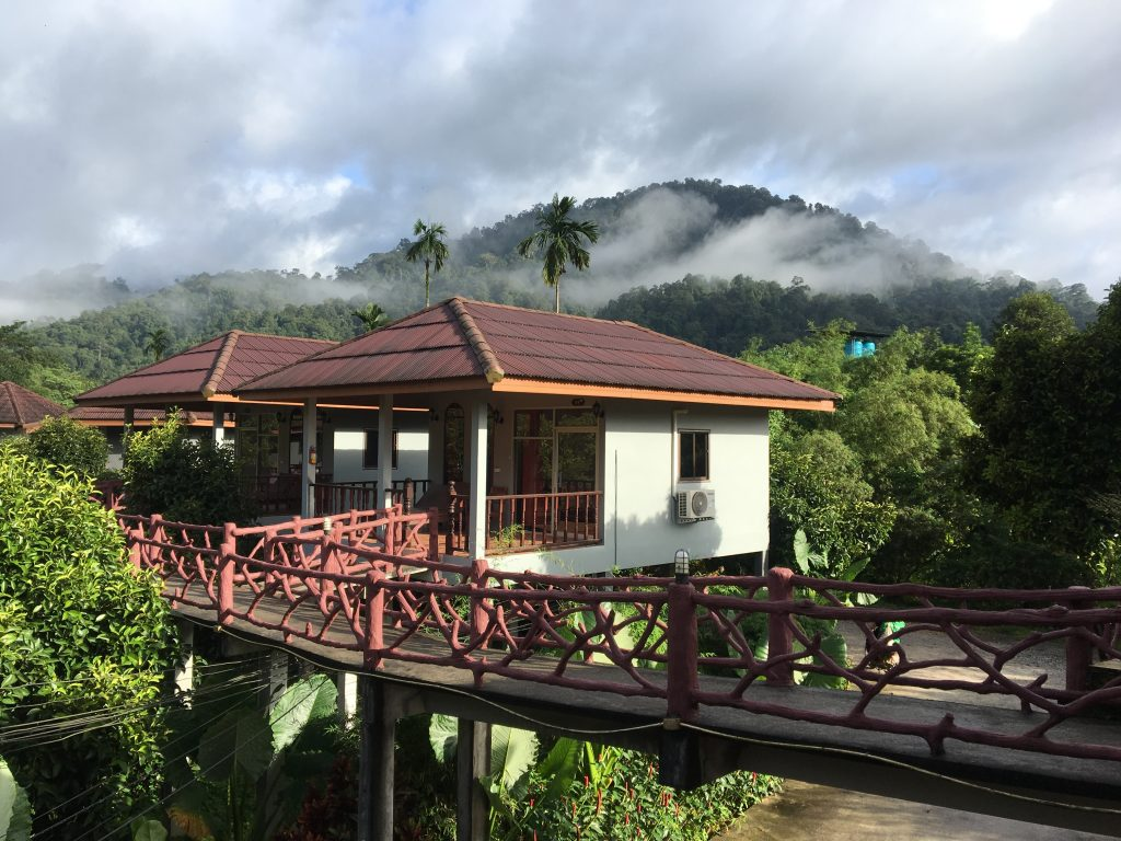 accommodation in Khao Sok