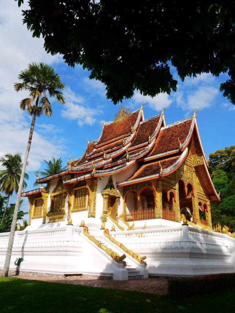 Luang Prabang Haw Pha Bang temple