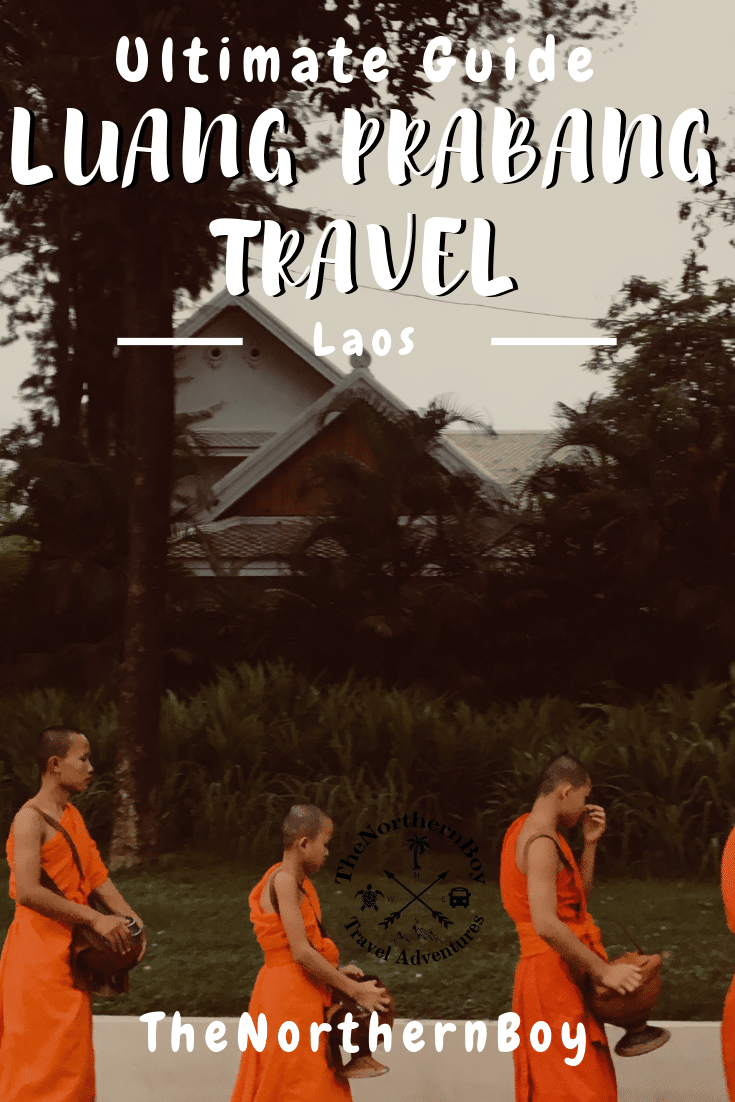things to do outside luang prabang, luang prabang waterfall, best things to do Luang Prabang non touristy things to do in luang prabang laos, luang prabang things to do blog, luang prabang visiting temples in luang prabang, luang prabang temples map