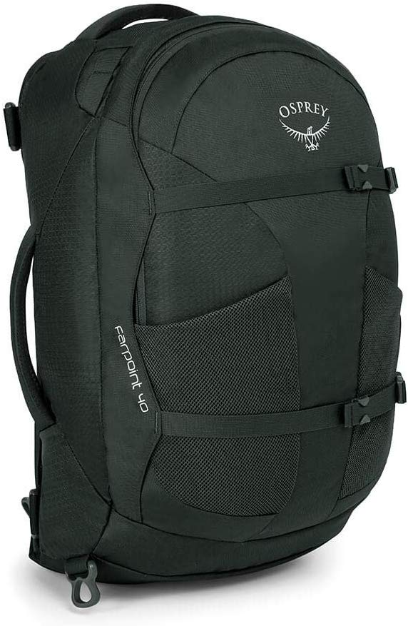 the Osprey farpoint backpack essential Southeast Asia packing list