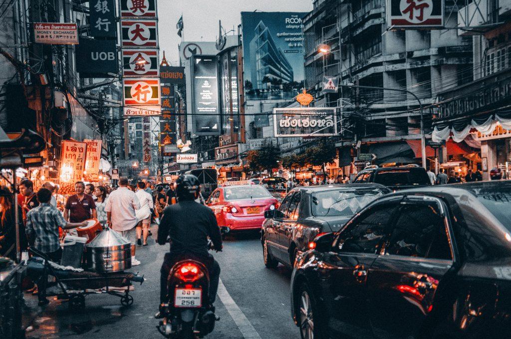 7 reasons not to visit Bangkok busy