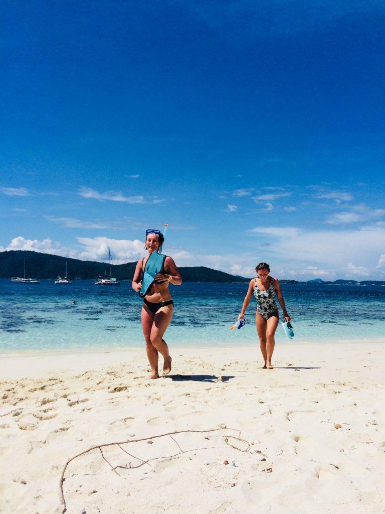 Beach near Phuket