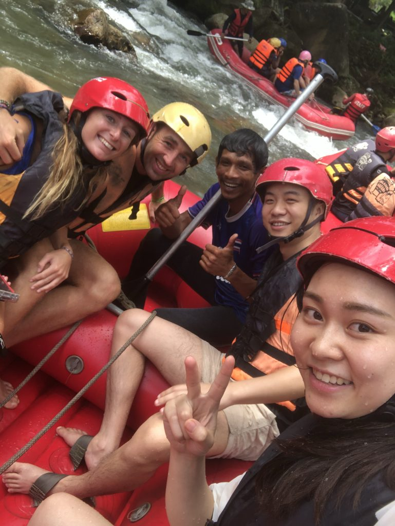krabi white water rafting
