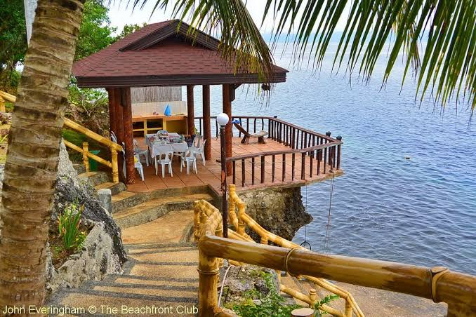 Molave cove cliff dive resort
