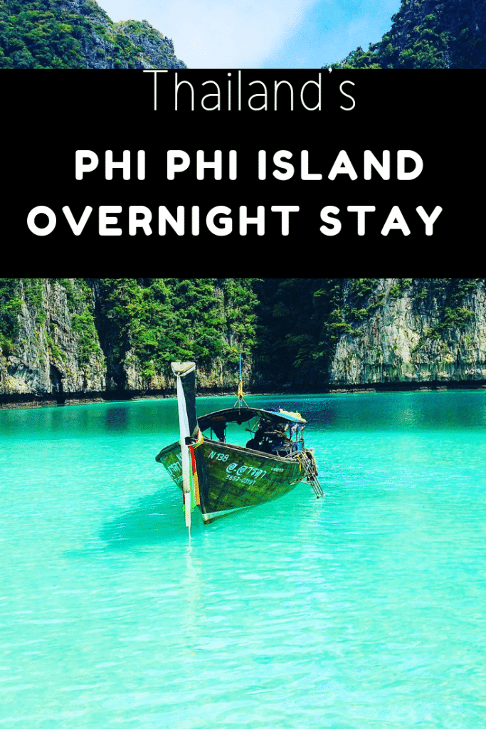 Phi Phi island overnight stay guide, where to stay in koh phi phi, where to stay in phi phi island, best place to stay in phi phi island, where to stay in phi phi, koh phi phi where to stay, where to stay phi phi, should i stay in phi phi for one night, how much time to spend in Phi Phi