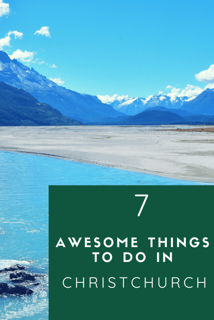 best things to do in Christchurch guide