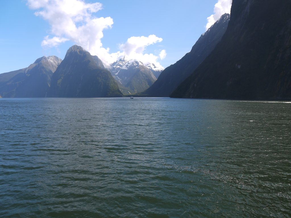 Milford Sound Fiord