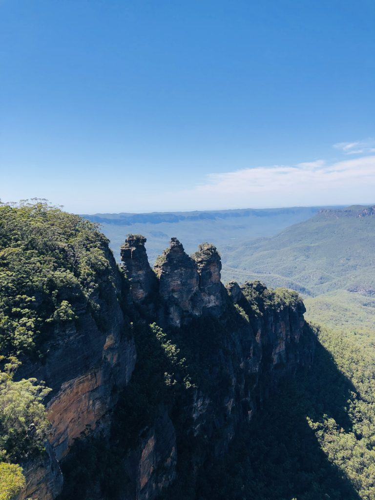 The Three Sister Mountains guide, three sisters, the three sisters, three sisters blue mountains, three sisters (australia), blue mountains three sisters, three sisters walk, three sisters australia, chekhov three sisters