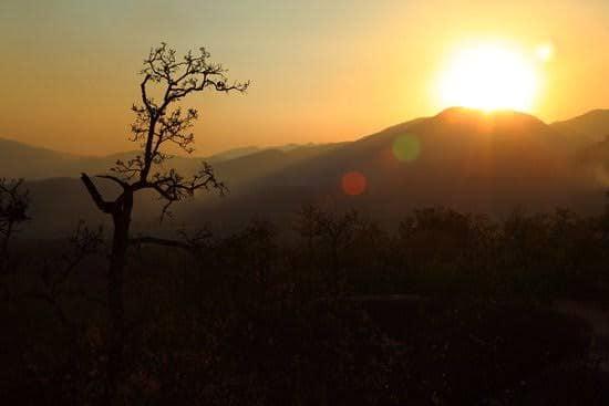 Pai Canyon sunrise