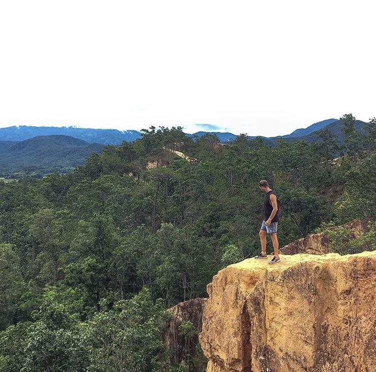 Pai Canyon hike