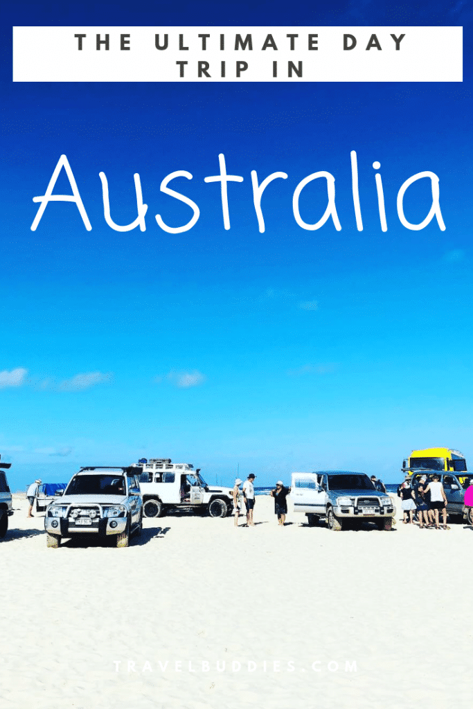 hervey bay to fraser island tour guide