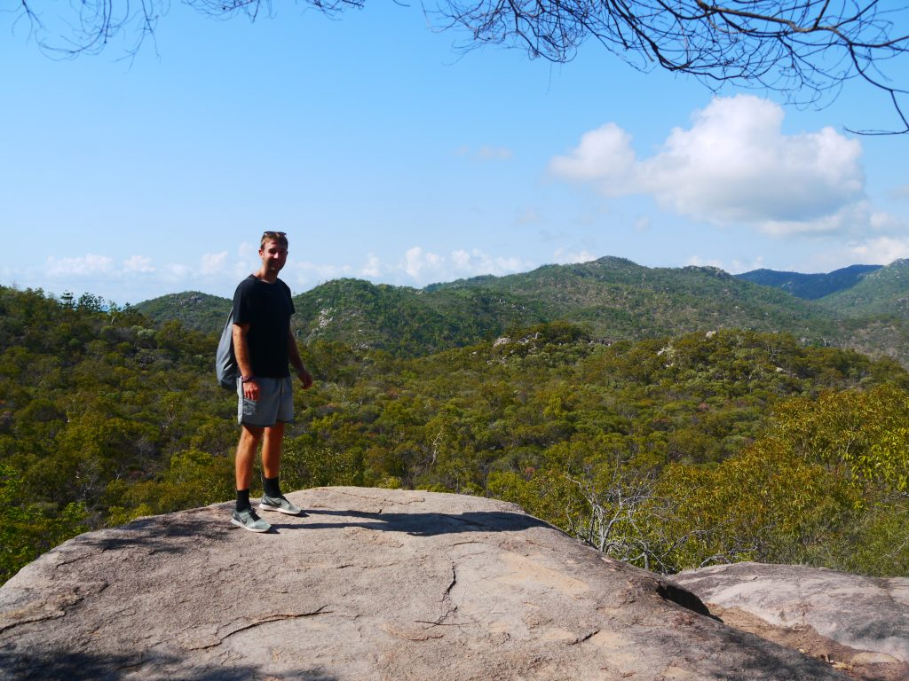 the fortes magnetic island