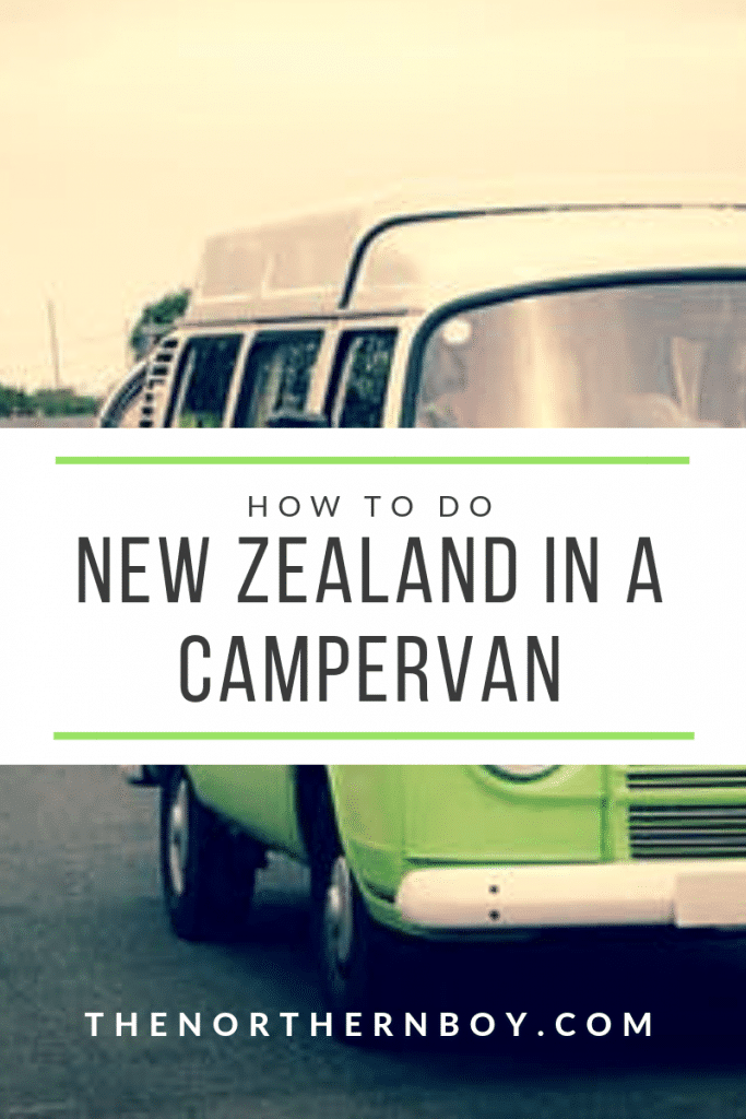 new zealand campervan tips checklist