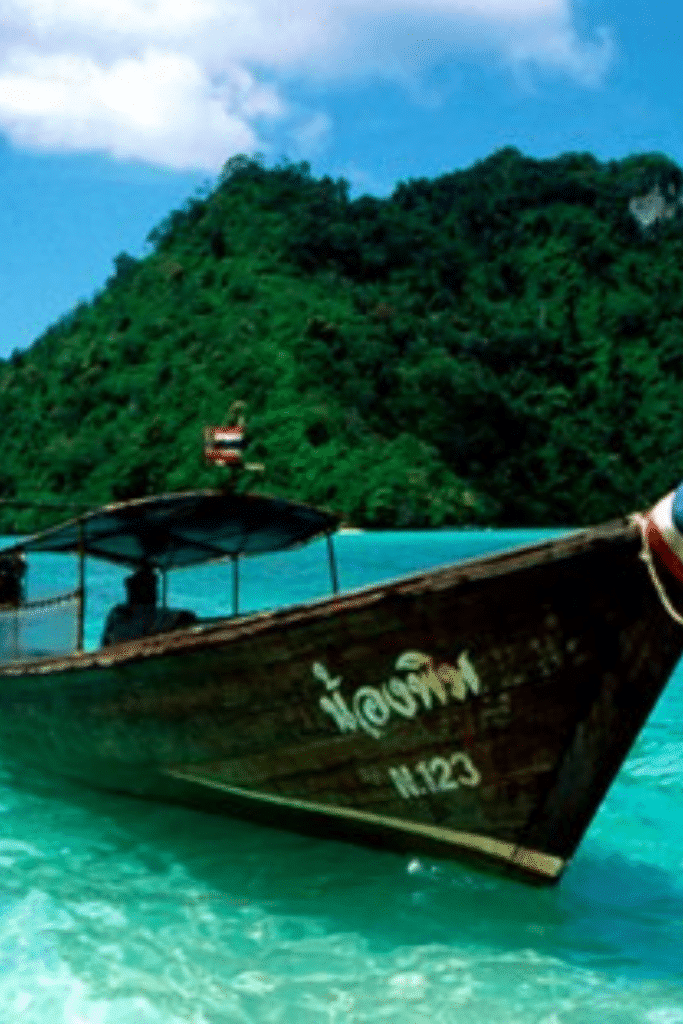 Chicken island Krabi, Krabi 4 island tour package, things to do in Krabi