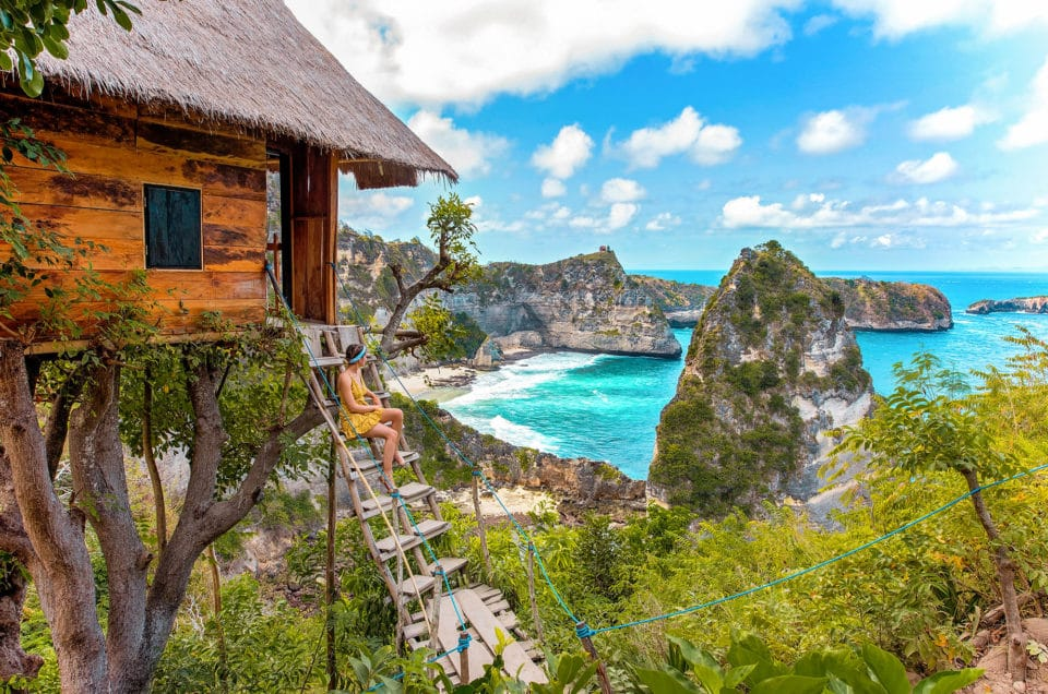 Stay At Nusa Penida Treehouse Rumah Pohon Airbnb