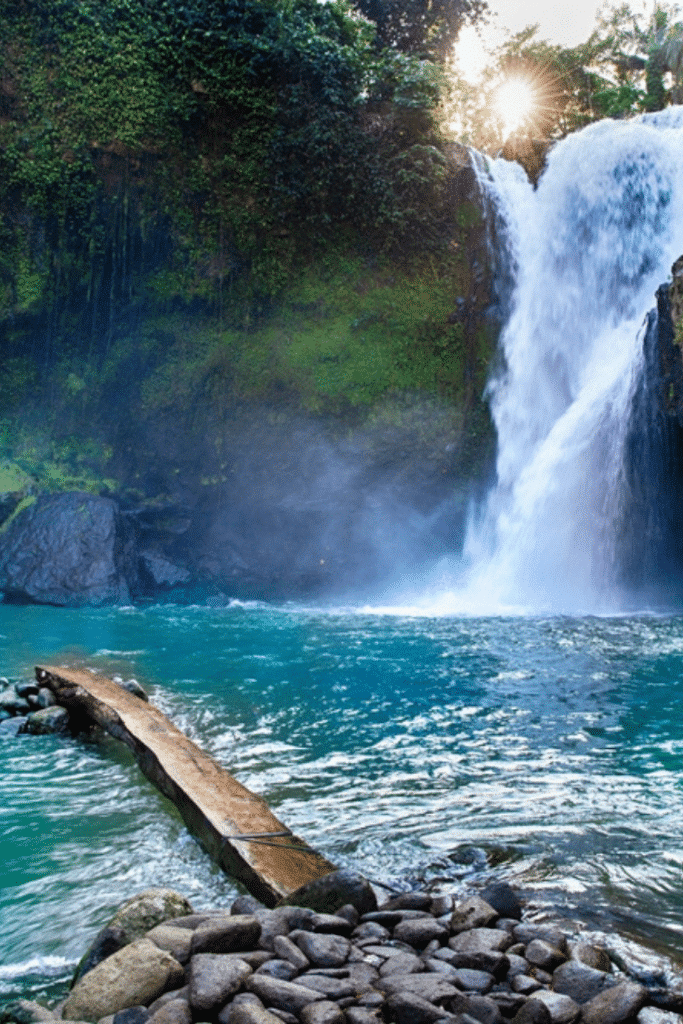 Tegenungan waterfall Bali, Tegenungan waterfall entrance fee, tegenungan waterfall swimming