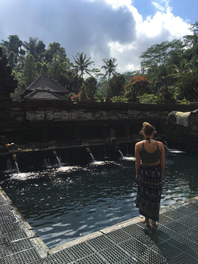 Bali Ubud itinerary