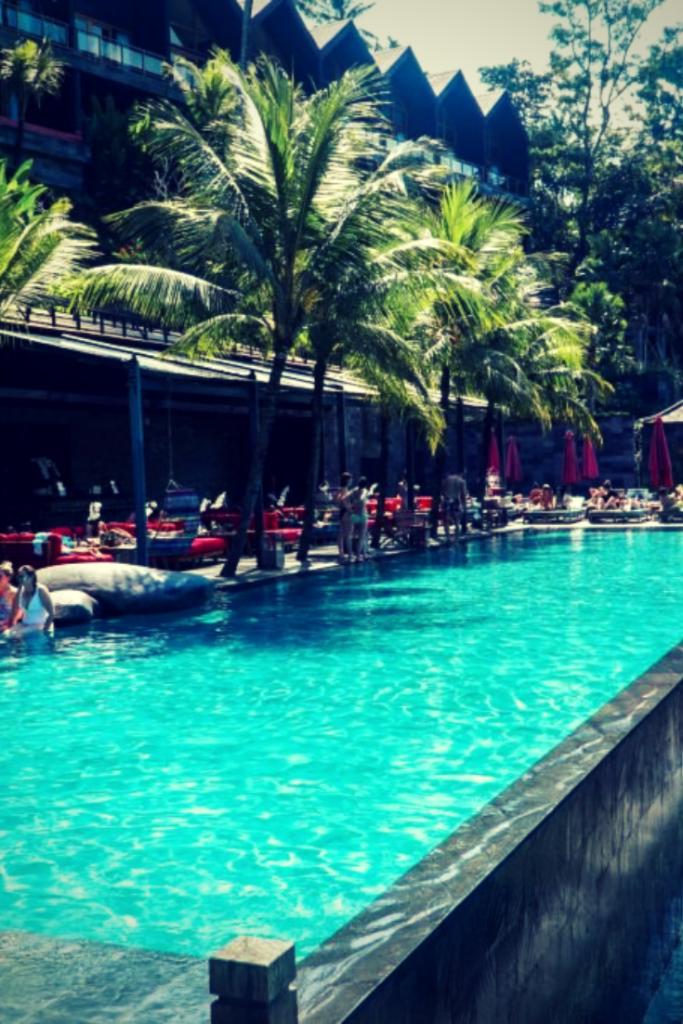 Jungle Fish Ubud Bali Swimming Pool Thenorthernboy