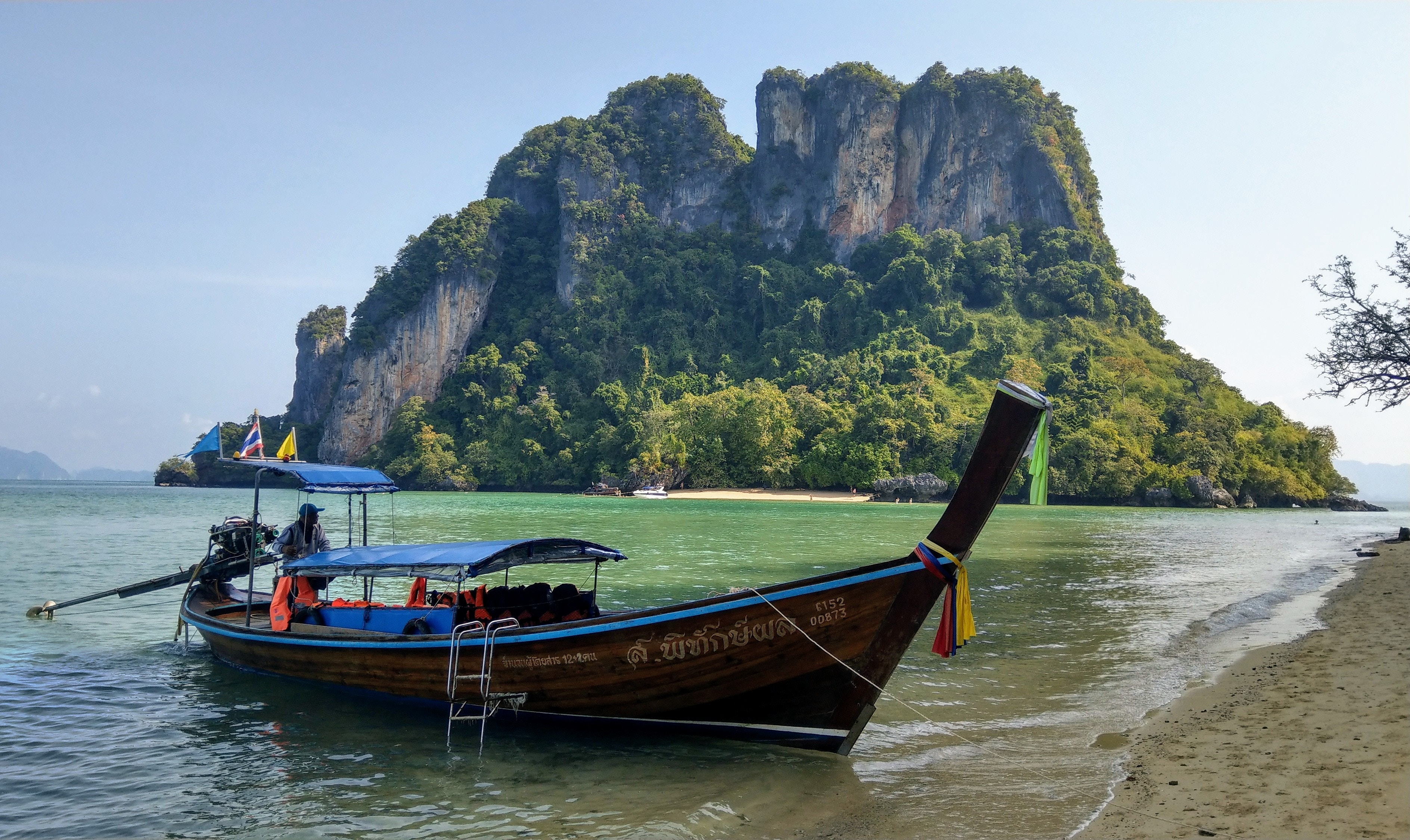 how to get from tonsai pier to phi phi island village beach resort phi phi guide