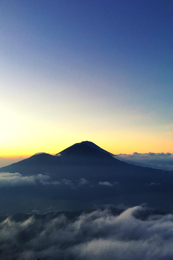 The amazing Mount Batur sunrise trek in Bali
