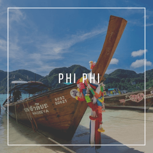 Phi Phi island travel guide Thailand
