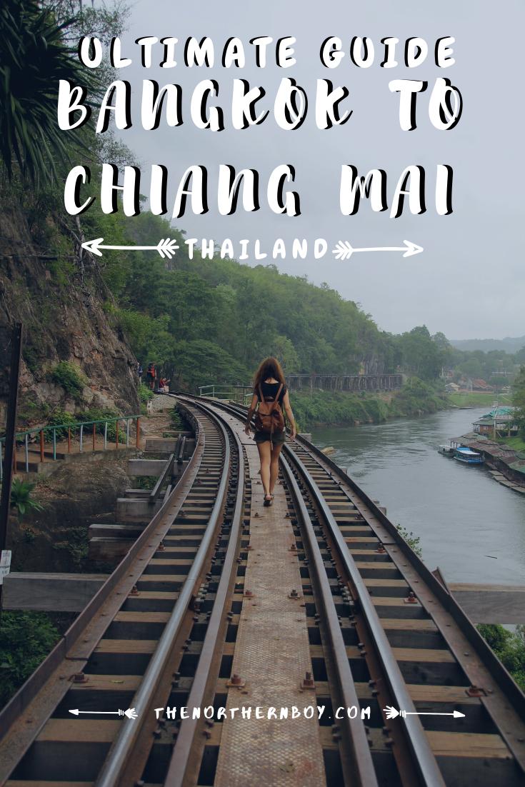 The bangkok to chiang mai train guide