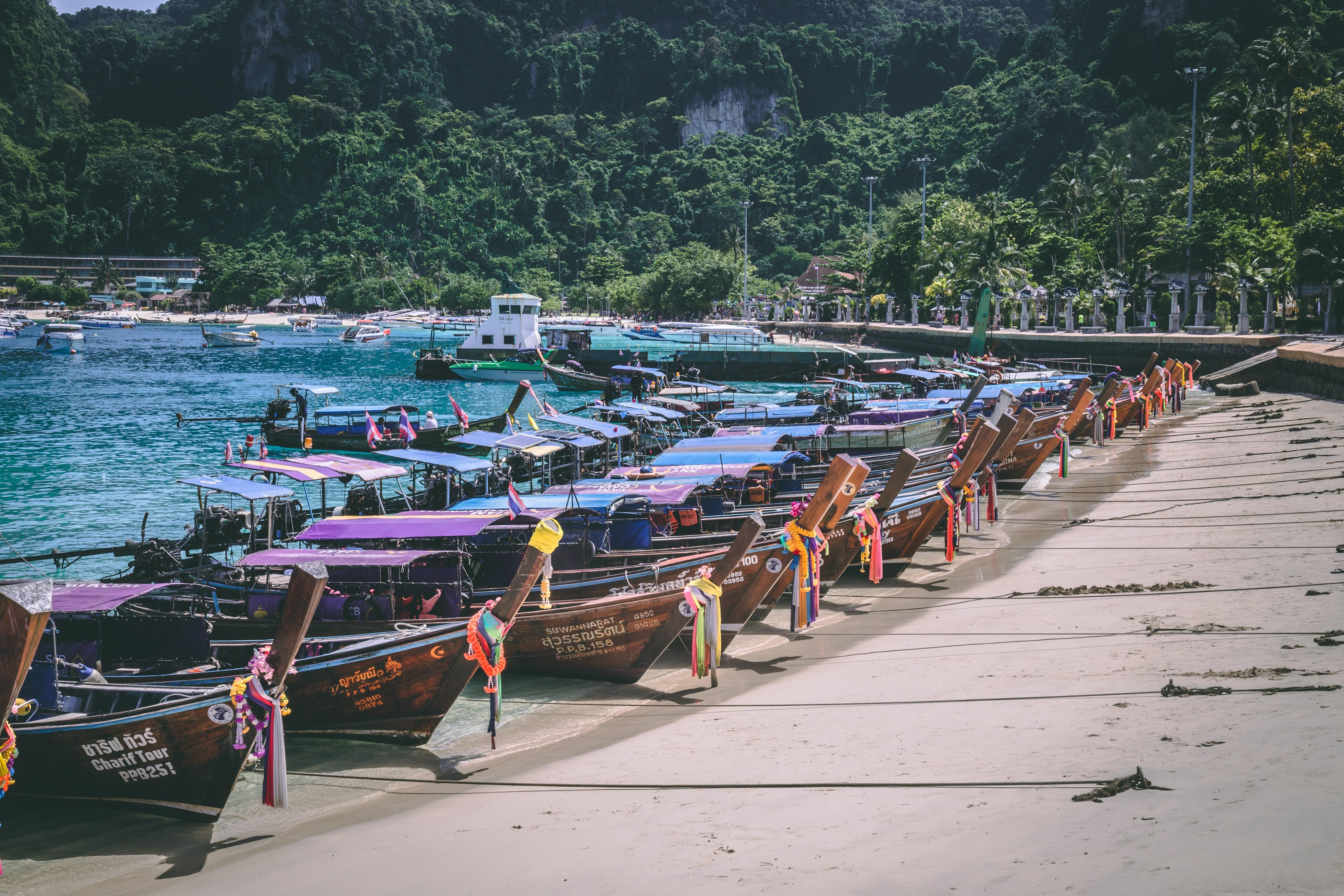 bamboo island phuket speedboat tour