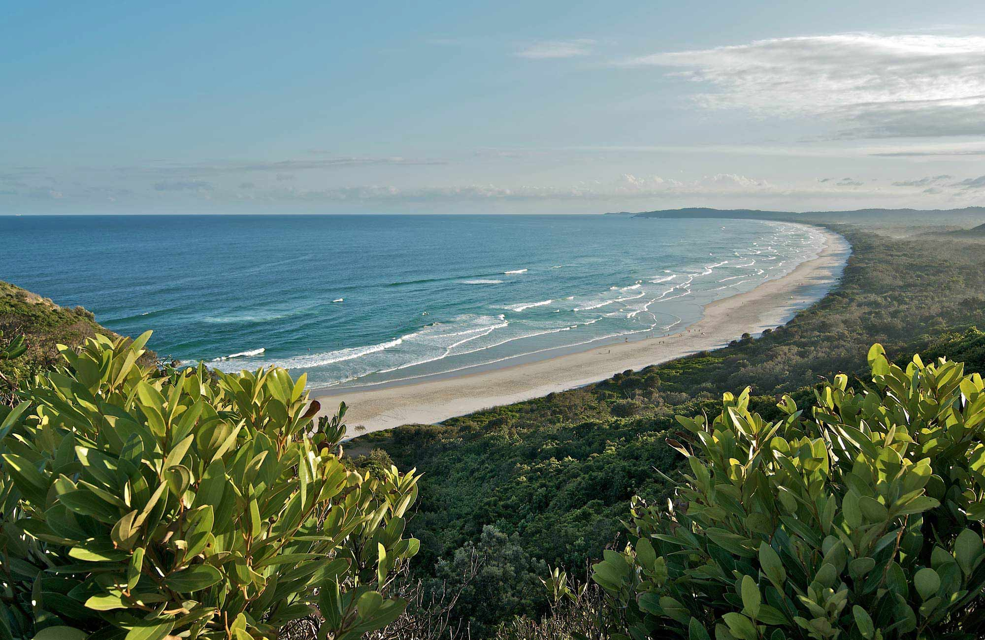 exploring arakwal national park hikes and routes. One of the best best things to see in Byron Bay