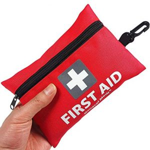 essential first aid kit for your checklist backpacking gear