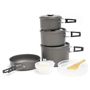 lightweight backpacking pans